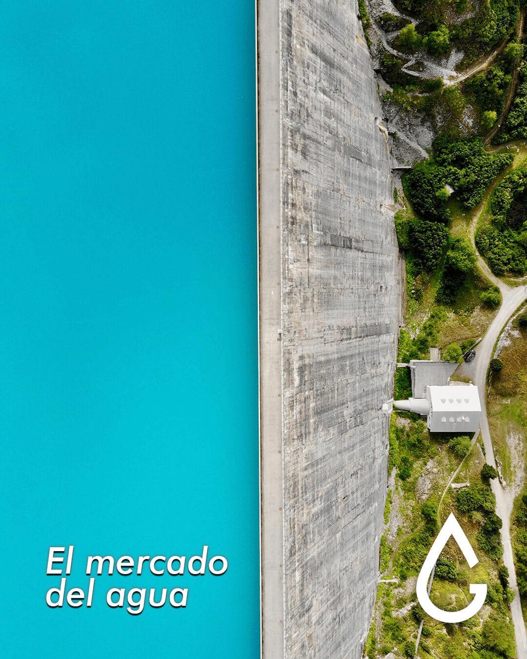 El mercado del agua