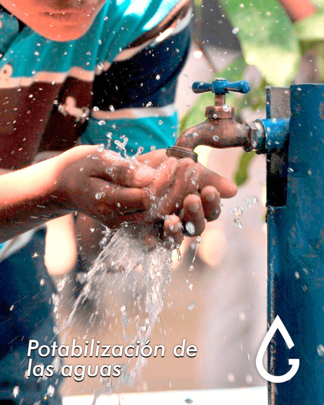 Potabilización de las aguas